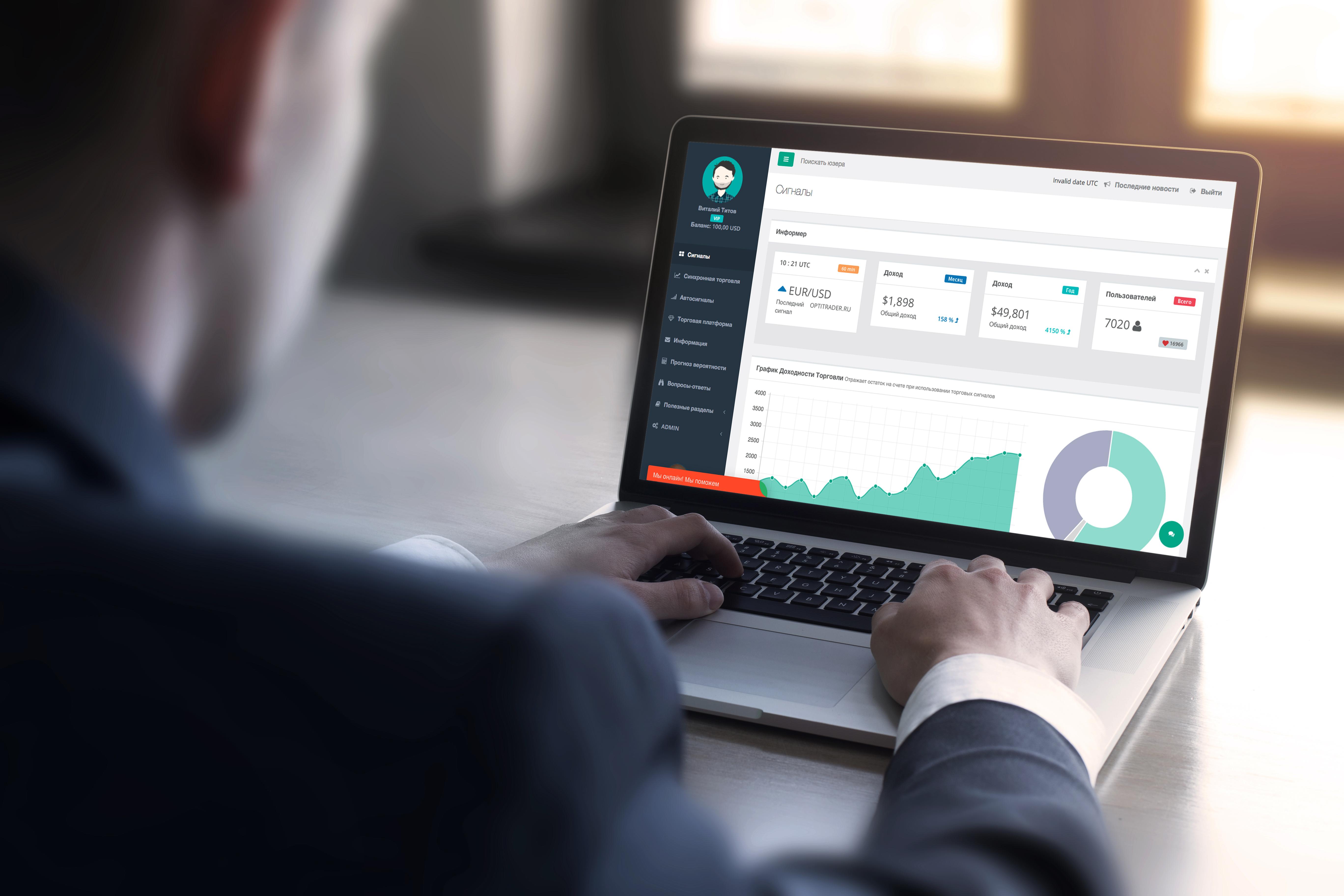 Онлайн торговля трейдеров на бинарных опционах новые криптовалюты 2019 года