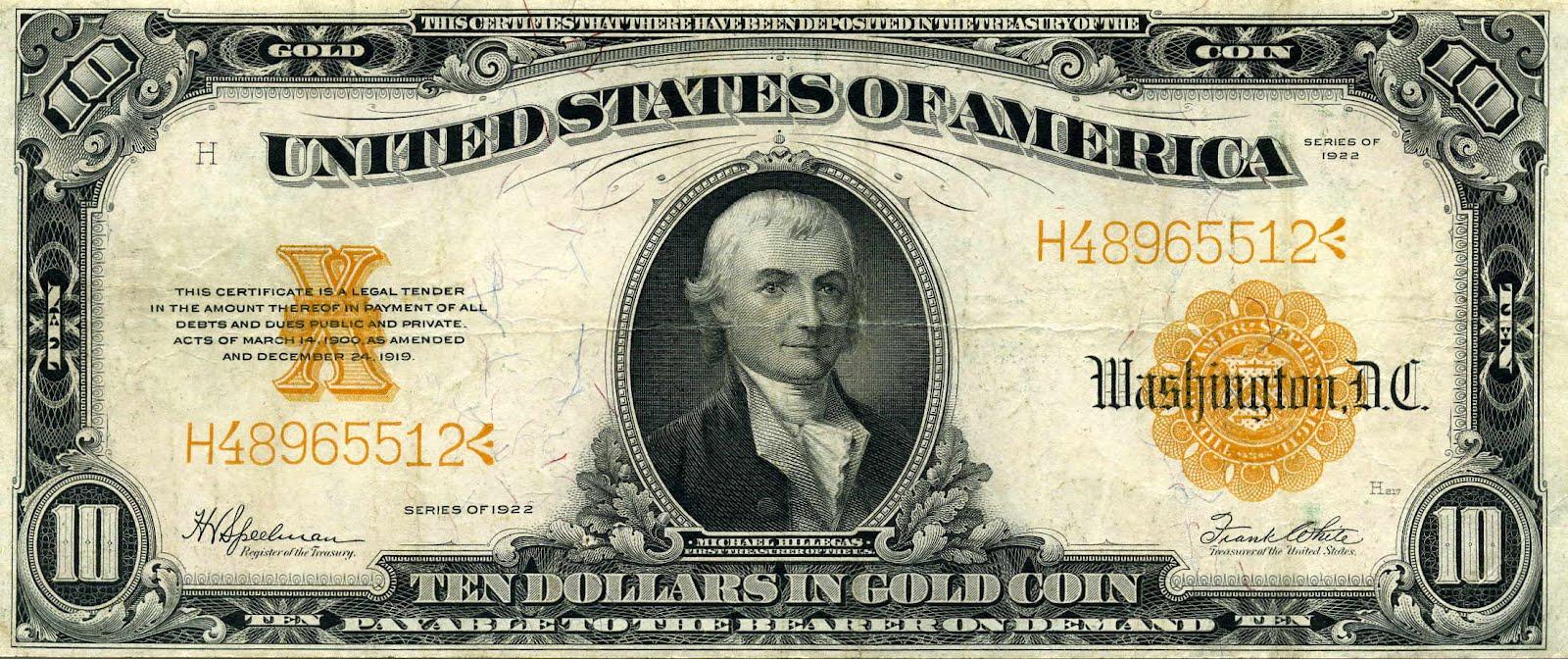 история денег